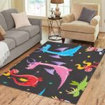 Baby Dragon Rectangle Limited Edition  Sku 268097 Rug