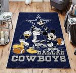 Dallas Cowboys Area Limited Edition  Sku 268147 Rug