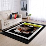 Pulp Fiction Jules Vincent Mia Rug