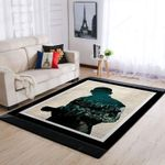 The Walking Dead Shane Walsh Jon Bernthal Zombies Rug