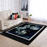 William Shatner Three Wolf Moon Rug
