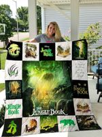 The Jungle Book 2016 Blanket HA0910 Quilt