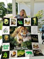 The Jungle Book 2016 Blanket HA0910 Style 2 Quilt