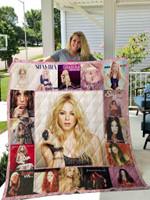 Shakira Blanket HA0910 Quilt