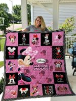 Minnie Mouse Blanket HA0910 Quilt