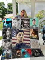 Nick Jonas Blanket HA0910 Quilt