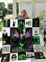 Maleficent 2014 Blanket HA0910 Quilt