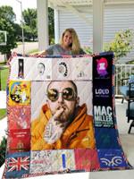 Mac Miller Blanket HA0910 Quilt