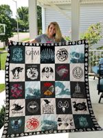 Game Of Thrones Blanket HA0910 Quilt