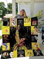 Freddie Mercury T Shirt Blanket HA0910 Quilt