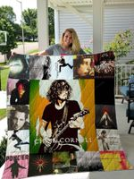Chris Cornell Blanket HA0910 Style 2 Quilt