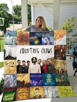 Counting Crows Blanket HA0910 Quilt
