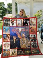 Brooks Dunn Blanket HA0910 Quilt