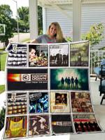 3 Doors Down Band Blanket HA0910 Quilt