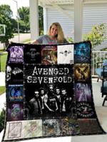 Avenged Sevenfold Blanket HA0910 Quilt