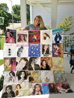 Amy Grant Blanket HA0910 Quilt