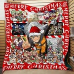 Naruto Ninja Christmas Style Blanket TH1909 Quilt