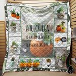 Halloween Is An Opportunity Succulent Blanket TH1909 Quilt