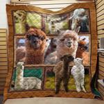 3D Alpaca Blanket TH1909 Quilt