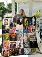 Dolly Parton Blanket TH1909 Quilt