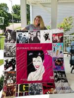 Duran Duran Blanket TH1809 Quilt