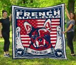 French Bulldog Blanket TH1709 Quilt
