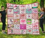 FLAMINGO Blanket TH1709 Quilt