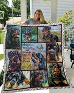 Rottweilers Blanket TH1709 Quilt