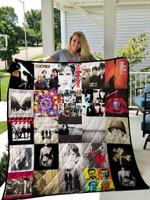 U2 Band Blanket TH1709 Quilt