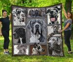 Great Dane Blanket TH1609 Quilt