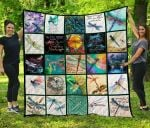 Dragonfly Blanket TH1609 Quilt