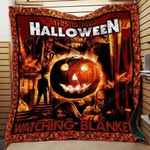 This Is My Halloween Blanket TH0509 Quilt