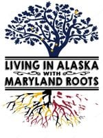 Living In Alaska With Maryland Roots Blanket TH0509 Quilt