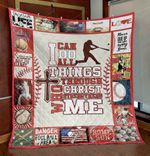 Never Give Up The Last Swing Blanket TH0409 Quilt