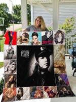 Janet Jackson Blanket TH1809 Quilt