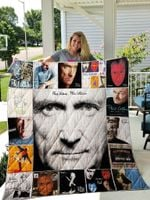 Phil Collins Blanket TH1809 Quilt