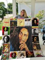 Bob Marley Blanket TH1809 Quilt
