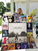 George Harrison Blanket TH1809 Quilt