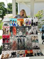 Jonas Brothers Blanket TH1809 Quilt