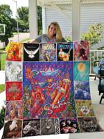 Santana Blanket TH1809 Quilt