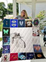 Coldplay Blanket TH1809 Quilt