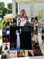 Stevie Nicks Blanket TH1809 Quilt