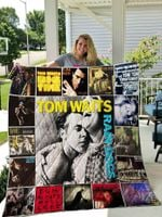 Tom Waits Blanket TH1809 Quilt