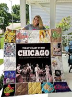 Chicago Blanket TH1809 Quilt