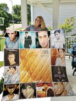 Enrique Iglesias Blanket TH1809 Quilt