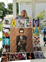 Elvis Costello Blanket TH1809 Quilt