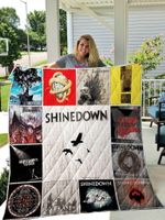Shinedown Blanket TH1809 Quilt