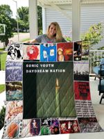 Sonic Youth Blanket TH1709 Quilt