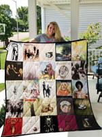 Fleetwood Mac Blanket TH1709 Quilt