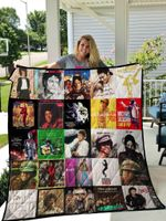 Michael Jackson Blanket TH1709 Quilt